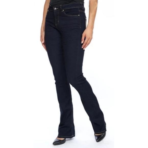 Entretener Adicto dramático  Lois Jeans | Lois Bianca Boot Cut Blue Jeans | Poshmark